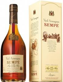 Sempe Armagnac 15 Year 750ml